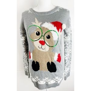 Derek Heart • Ugly Christmas Sweater Holiday